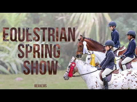 RES Spring Series Equestrian Show, March 2017