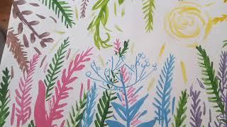 ART рисуем весну