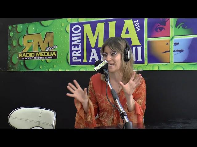 ALESSIA TODARO intervista su Radio Medua