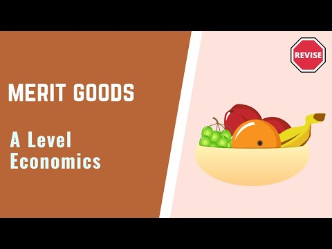 As Economics - Merit Goods