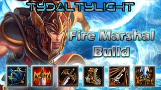 "Smite - Mercury vs Anubis - ""Fire Marshal Build"" S2 Ranked Joust 1v1"