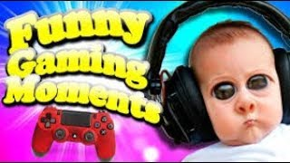 FUNNY VIDEO GAME MOMENTS OF 2017!