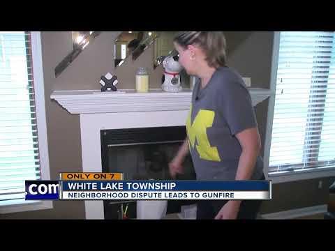 Neighborhood dispute leads to gunfire in White Lake Twp.