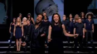 The X Factor Finalists 2009 - You Are Not Alone - Official Music Video