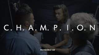 One Direction (OT5) | C.H.A.M.P.I.O.N