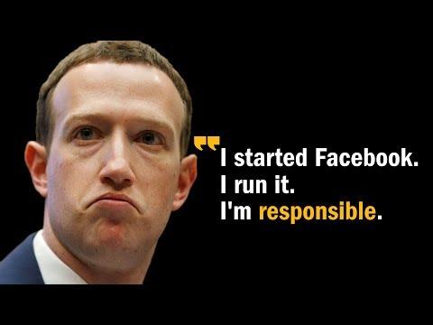 Mark Zuckerberg's Congress grilling on Cambridge Analytica row: Day 2 Highlights   Economic Times