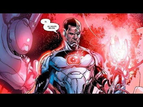 Justice League #27 - Cómic en Español