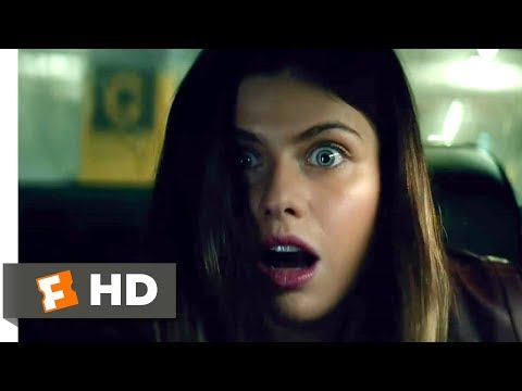 San Andreas (2015) - Parking Garage Quake Scene (3/10) | Movieclips