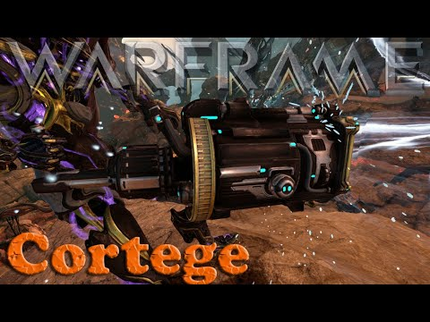 Warframe - Cortege [Archgun Flamethrower?] thumbnail