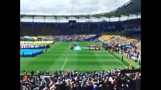 Le match Suède vs Italie