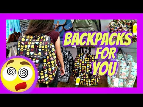 BackPacks At Walmart Back To School . Different Styles for Everyone 2017