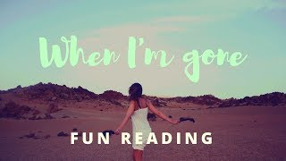 Fun Tarot Reading | Jika Kamu Berlalu Darinya?