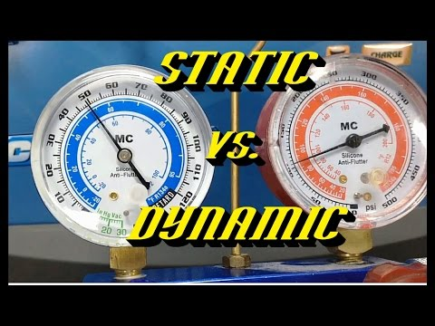 Ford A/C Quick Tips #6: NEVER use Static Pressures for Diagnosis