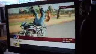 TV9 Kannada  News On stunt man om, Bhalki Dist.Bidar  Bidar Limca Book Of Record Set-2010