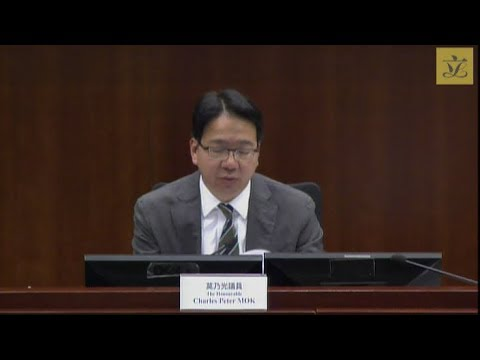 Panel on Information Technology and Broadcasting (2018/03/12)