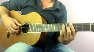 Part 12 - Moonlight sonata - Beethoven - Guitar tutorial by Joe Murphy