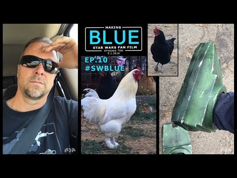 Making BLUE Ep.10: Star Wars Short Film