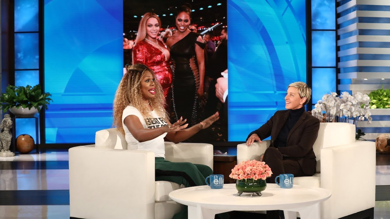 Laverne Cox Dishes on Having Beyonce and Kim Kardashian West as Bosses