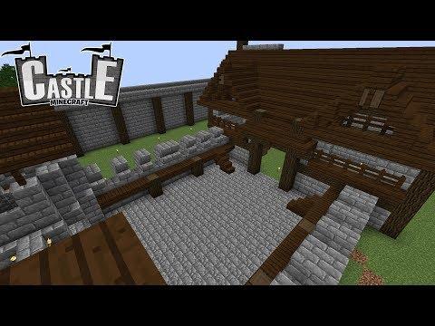 Unsere Kaserne! - Minecraft Castle 16 - Minecraft Modpack