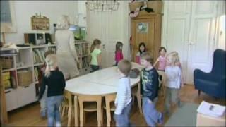 Miitta-täti - Tellervo opettaa lapsia