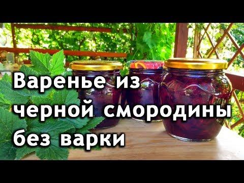 Варенье из черной смородины без варки на зиму. Черная смородина рецепт на зиму.