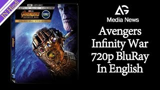Avengers Infinity War 720p BluRay Download AG Media News