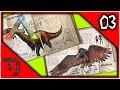 Argentavis and Brontosaurus tames -  Ark with the Standard Nerds - S2E3