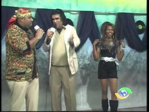 Só No Vinil Na TV  20  07   Apresentação Hugo Tupã O Cigano