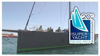 St Regis Mardavall Mallorca Resort Race / Super Yacht Cup Palma 2016