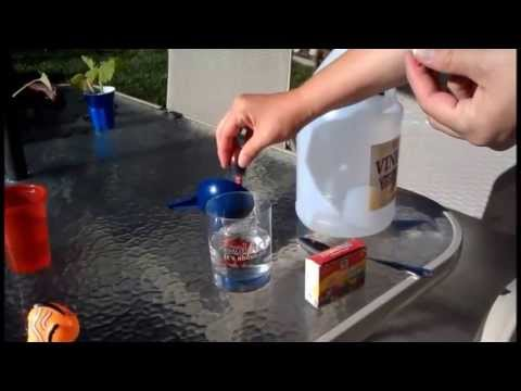 Easy Volcano Project With Kids Baking Soda Vinegar