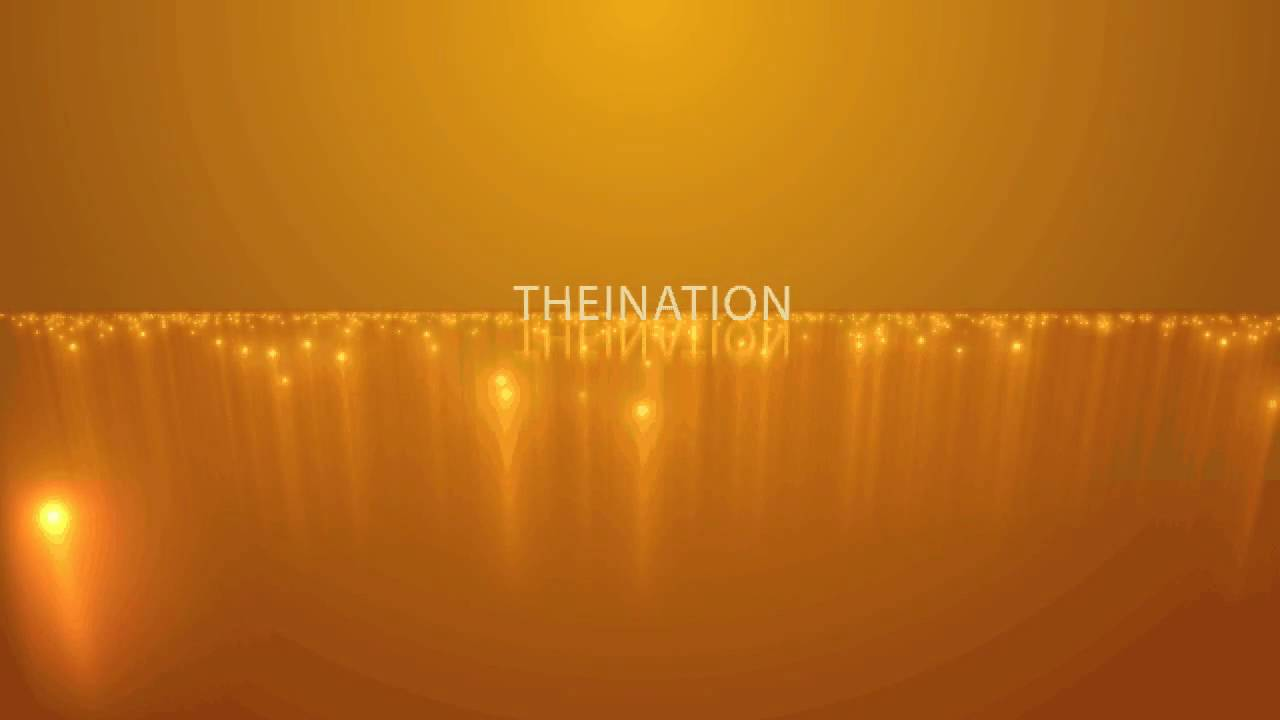 After Effects] Golden Particles Template/Project File(free) - YouTube