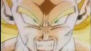 DBZ AMV SKILLET MONSTER