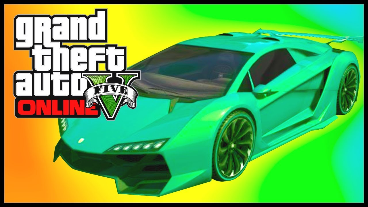 Gta 5 Online Best Paint Jobs Neptune Green Midnight Pink More V You