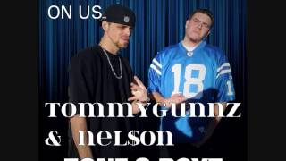TOMMYGUNNZ & NEL$ON   EVERYBODY HATIN ON US ( ZONE 3 PRODUCTIONZ) SOUTHSIDE MUZIK