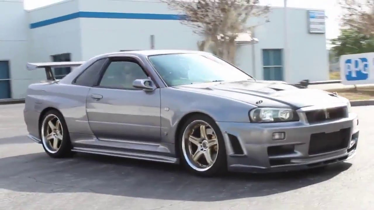 Nissan Gtr R33 >> GTR33 & GTR34 - YouTube