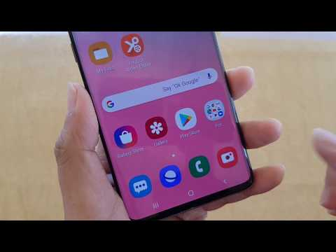Samsung Galaxy S10 / S10+: How To Set MP3 Song As A Ringtone