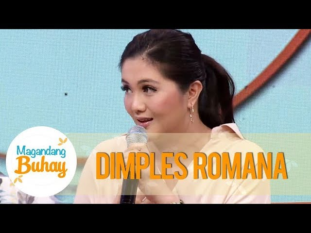 Magandang Buhay: Dimples Romana shares how she struggled after losing her father