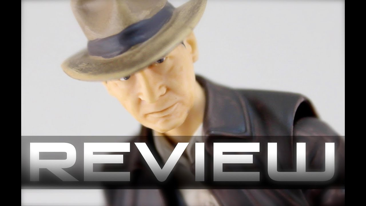 figma Indiana Jones Max Factory non-scale ABS /& PVC action figure