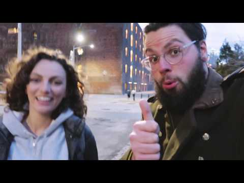 Exploring DUMBO Brooklyn with Shea