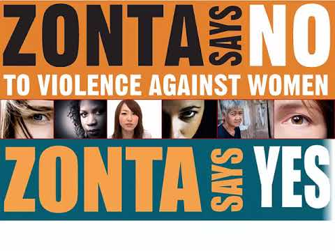 Our advocacy actions are needed now more      Zonta International