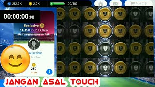 Exclusive Fc Barcelona Opening|blackball Pes 2018 Mobile