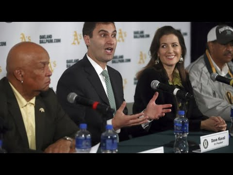 Dave Kaval's Las Vegas Trip Mean Oakland A's Are Rooted In Las Vegas, Not Howard Terminal? Part 2 - Vlog