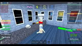 ROBLOX WITH TAE AND TROLLING PEOPLE