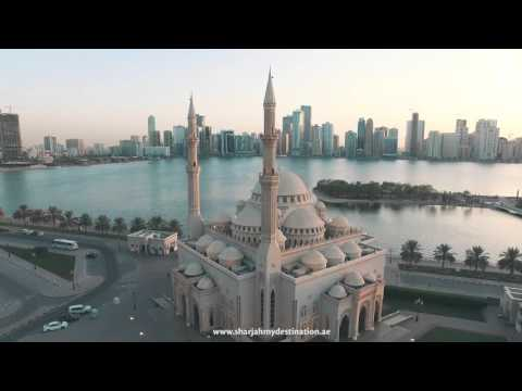 Sharjah Sightseeing Bus 4k without Models
