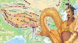 揭開昆侖之謎:傳說的黃帝之宮,位置可能在柴達木盆地之南!