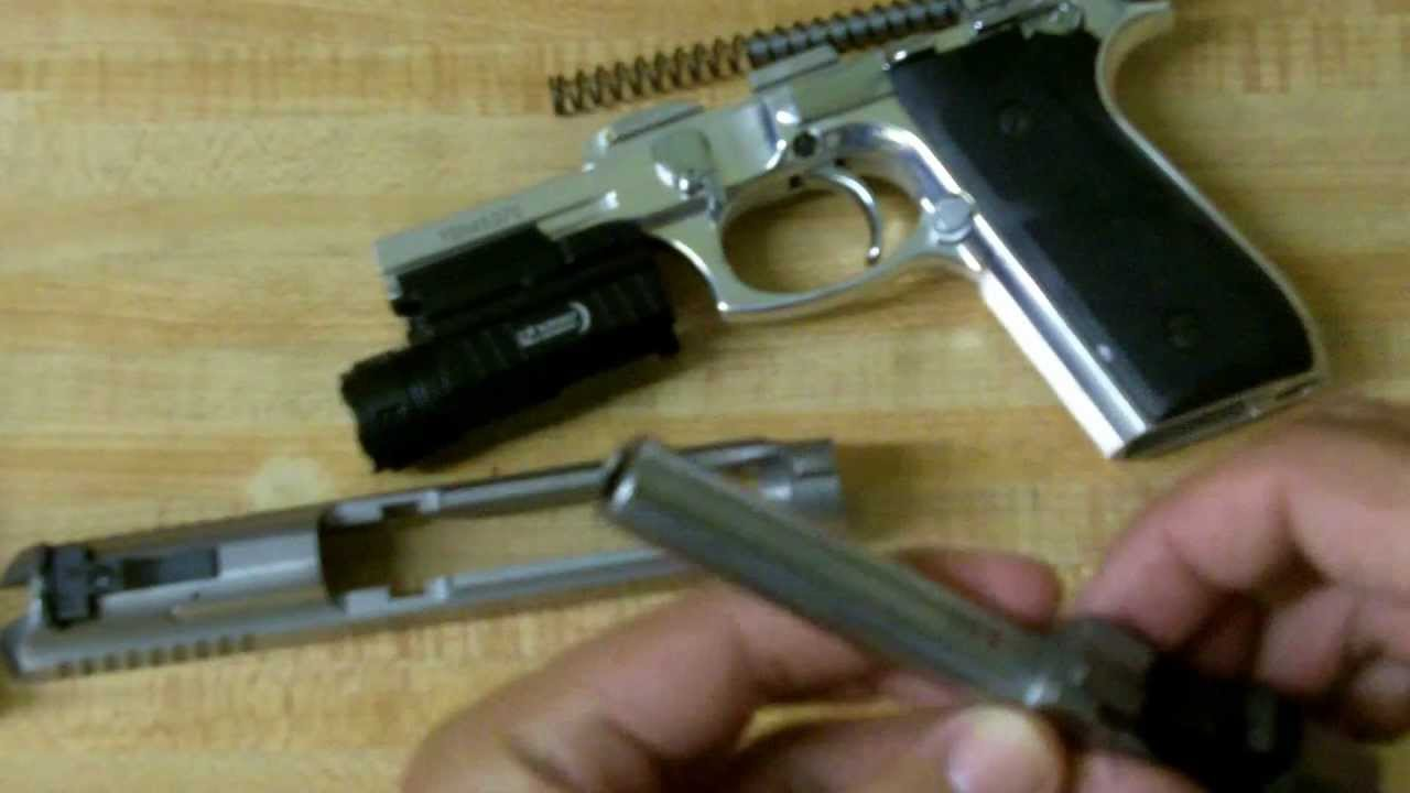 hight resolution of taurus pt99 afs disassembly reassembly