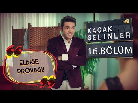 Kaçak Gelinler 16.Bölüm - Şebnem & Selim Elbise Provası