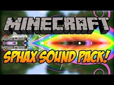 Minecraft - BDCraft Sounds Pack Overview! [1.7.2] (From the makers of Sphax)