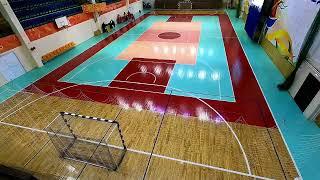 Чемпионат РС Я по мини футболу Матч 1 тура группы А Ленск Олекминск