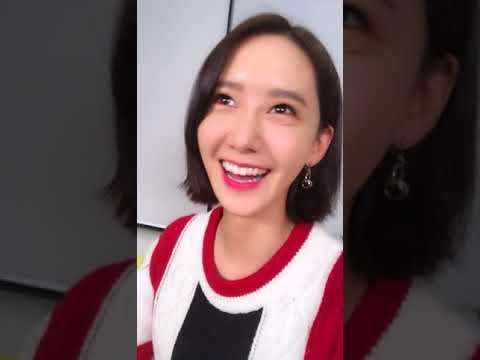 [ENG SUBS] 170927 YoonA Weibo Live Chat - Random English + Ending Cut